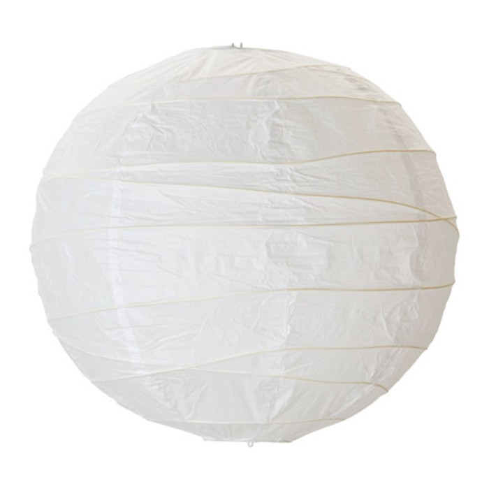 Абажур REGOLIT белый 45x45x45см