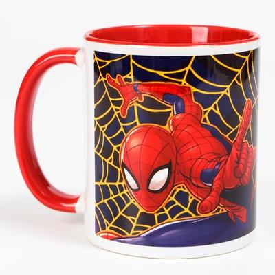 """Кружка """"Человек-паук"""", Человек-паук, 350 мл - Фото 1"""