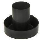 Настольная подставка-органайзер «Метеор», чёрный