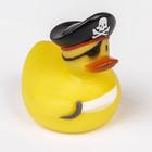 Игрушка для ванны «Утка-пират»
