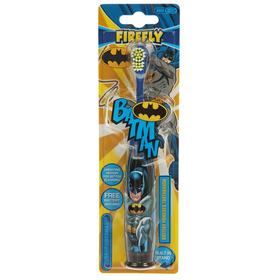 Зубная щётка Batman BM-6.5, вибрационная, мягкая, 1хАА (в комплекте)