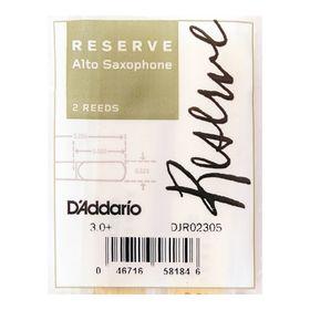 Трости Rico DJR02305 Reserve  для саксофона альт, размер 3.0+, 2шт.