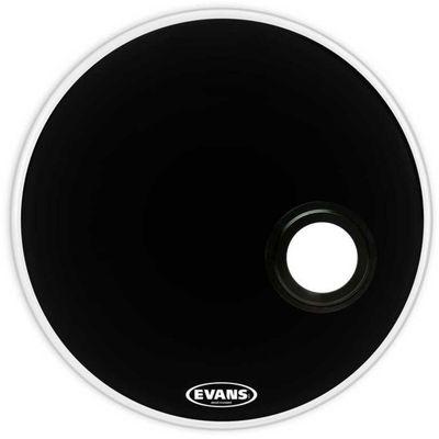 "Пластик Evans BD22REMAD REMAD Resonant  для бас-барабана 22"", резонансный"