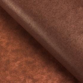 Бумага упаковочная тишью, коричневый, 50 см х 66 см Ош