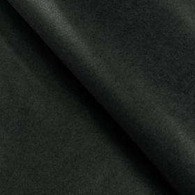 Бумага упаковочная тишью, черный, 50 см х 66 см Ош