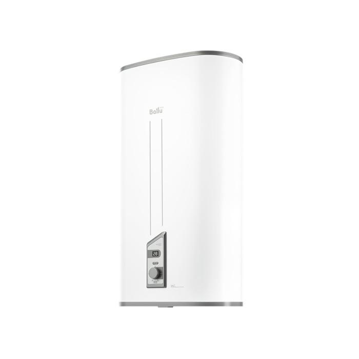 Водонагреватель Ballu BWH/S 30 Smart WiFi RUR, накопительный, 2 кВт, 30 л, белый
