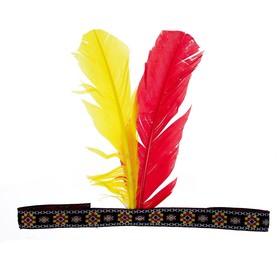 Карнавальная повязка «Индеец», цвета МИКС Ош