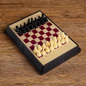 Набор игр 5 в1, магнитные, цветные 16.5х12 см Ош