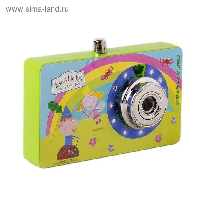 "Игрушка ""Фотоаппарат-проектор"", Маленькое королевство Бена и Холли"