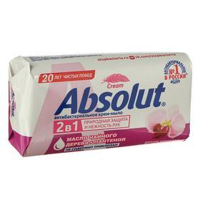 Мыло Absolut Cream «Дикая орхидея», антибактериальное, 90 г