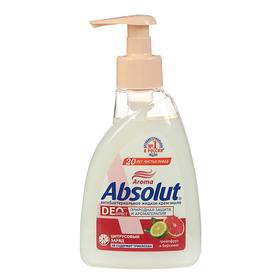 Мыло жидкое Absolut Classic «Грейпфрут и бергамот», 250 мл