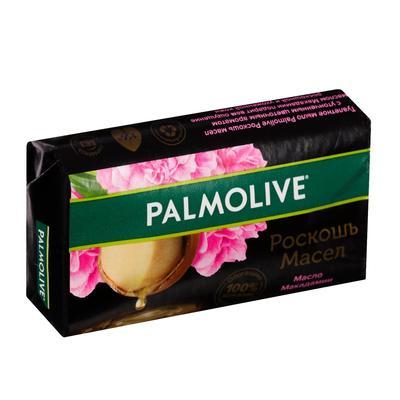 Мыло для лица и тела Palmolive Роскошь масел «Макадамия», 90 г - Фото 1