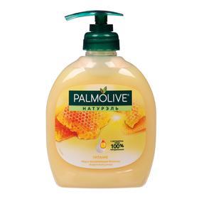 Жидкое мыло Palmolive Натурэль «Мёд и увлажняющее молочко», 300 мл