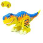 Динозавр радиоуправляемый «Рекс», световые и звуковые эффекты, работает от батареек