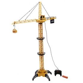Кран «Стройка», дистанционное управление, высота 1,28 м Ош