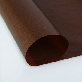 Калька для цветов 40 г/м², коричневая, 70 х 100 см Ош