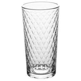Стакан СМОРИСКА, прозрачное стекло