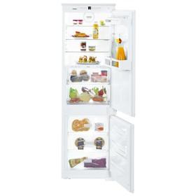 Холодильник Liebherr ICBS 3324, встраиваемый, двухкамерный, 255 л, белый
