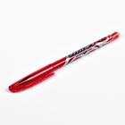 Ручка гелевая ПИШИ-СТИРАЙ, 0.5 мм, стержень красный, корпус тонированный