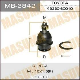 Шаровая опора Masuma MB3842, Toyota 48068-60010 Ош