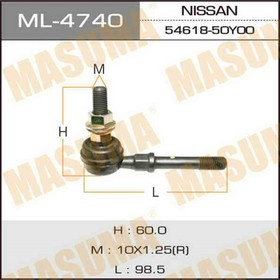 Стойка стабилизатора Masuma ML4740 Ош