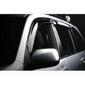 Ветровики, 4 двери, Toyota RAV4 2006-2012, NLD.STORAV0632
