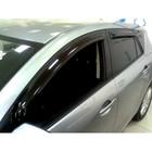 Ветровики, 4 двери, Mazda 3 hb. 2009-2013,