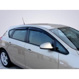 Ветровики, 4 двери, Opel ASTRA J хэтчбек, 2010-/Opel ASTRA J Sed 2012-2016, NLD.SOPASTH1032