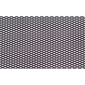 Сетка универсальная 375х1000 с размером ячейки 10 мм, хром Ош