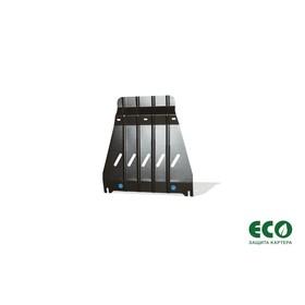 Защита редуктора и креп. ECO TOYOTA LC200, LEXUS LX (2015-2016); (Установка с ECO.48.37.020) Ош