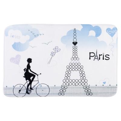 Коврик Ultra Soft Paris mademoiselle, 50 х 80 см