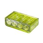 Мыльница Acryl 3D Magic Emerald