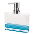 Дозатор для жидкого мыла Topaz Blue