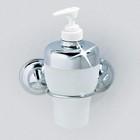 Дозатор для жидкого мыла на 2-х присосках