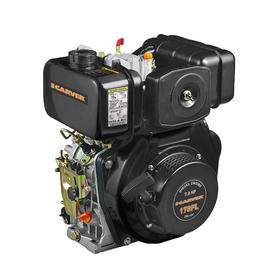 Двигатель CARVER 178FL, дизельный, 4Т, одноцилиндр., 7 л.с., 296 см3, 3.5 л, d=25 мм Ош