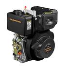 Двигатель CARVER 186FL, дизельный, 4Т, одноцилиндр., 10 л.с., 406 см3, 5.5 л, d=25 мм