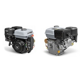 Двигатель ZONGSHEN ZS168FBE, 4Т, бенз., 4.78 кВт/6.5 л.с., 196 см3, d=20 мм, эл. старт Ош