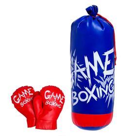 Детский боксёрский набор «Панчер» Ош