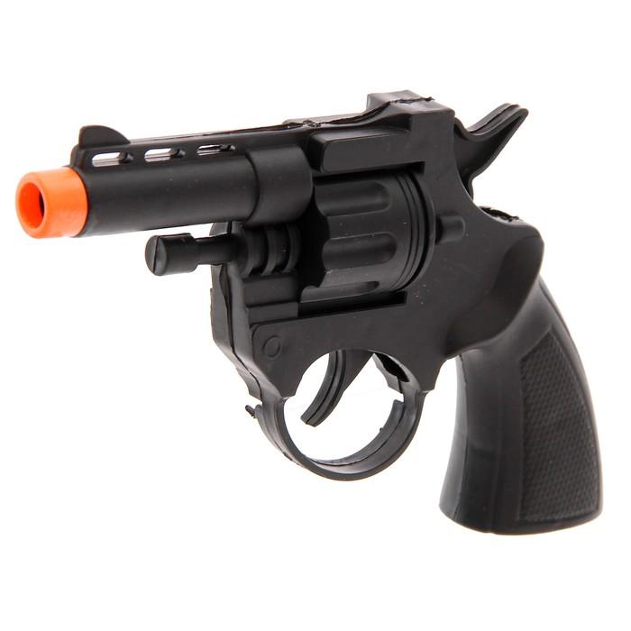 Пистолет-трещотка Револьвер
