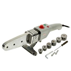 Аппарат для сварки пластиковых труб 'Ставр' АСПТ- 900М, 900 Вт, 50- 300°, комплект насадок Ош