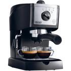 Кофеварка De Longhi EC 156 B, 1100 Вт, 15 бар, 1 л, эспрессо