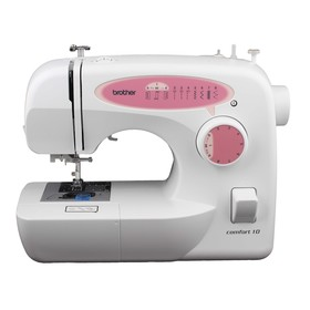 Швейная машина Comfort 10, 70 Вт, 16 операций, обметочная, потайная, эластичная строчка Ош
