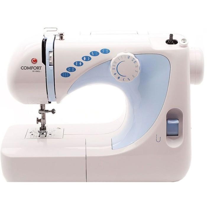 Швейная машина Comfort 300, 85 Вт, 17 операций, вертикальный челнок, эластичная строчка