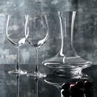 Набор для вина: декантер 1,5 л, 2 бокала для вина 610 мл - Фото 1