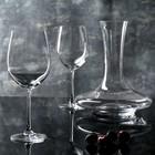 Набор для вина: декантер 1,5 л, 2 бокала для вина 610 мл - Фото 2