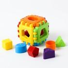 Развивающая игрушка Логический куб «Геометрик» - Фото 3
