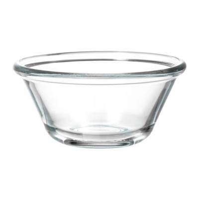 Миска, прозрачное стекло ВАРДАГЕН - Фото 1