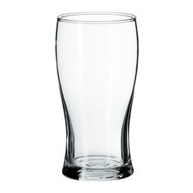 Пивной бокал ЛОДРЭТ, прозрачное стекло