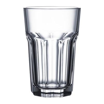 Стакан ПОКАЛ, 350 мл, прозрачное стекло