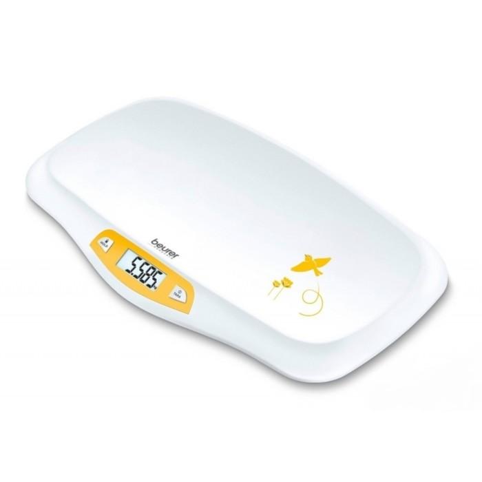 Весы Beurer BY80 электронные детские, 2АА